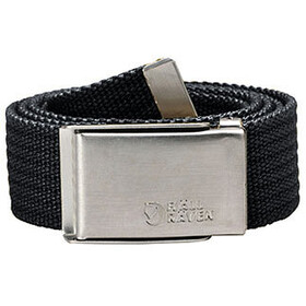 Fjällräven Merano Canvas Belt, black